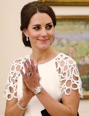 Часы известных людей:Cartier