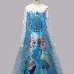 Платье Эльзы Холодное Сердце