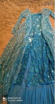 Спасибо за чудесное платье!
