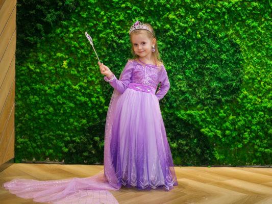 Платье понравилось дочери и мне.